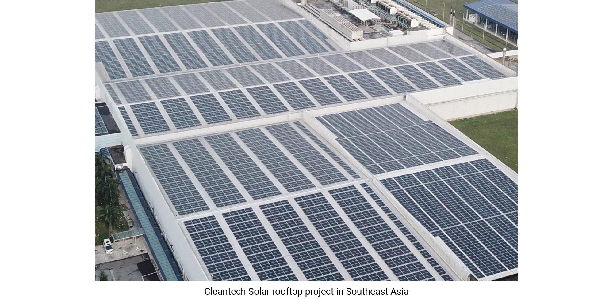 cleantech rooftop