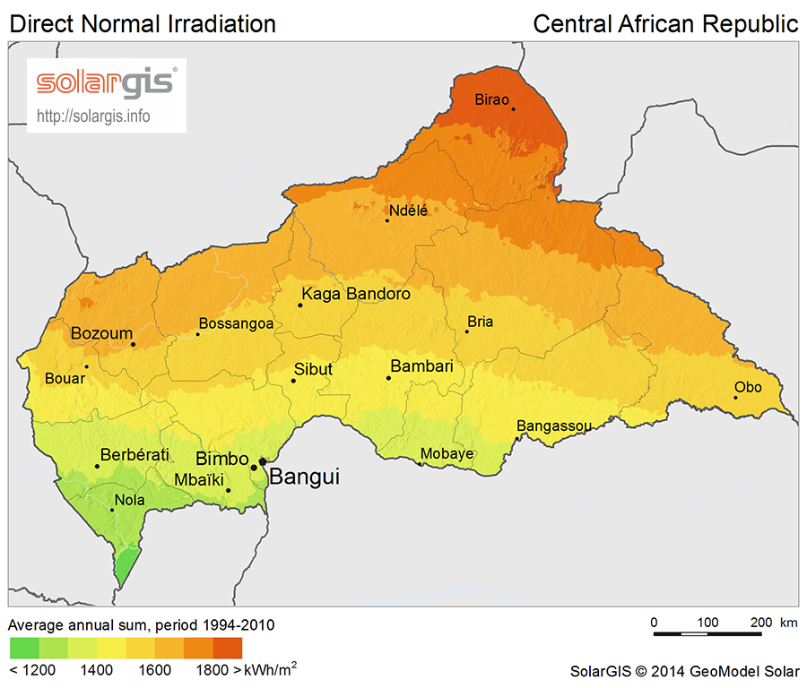 Download Free Solar Resource Maps Solargis - African maps