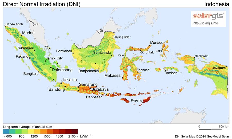 Download Free Solar Resource Maps Solargis - Us solar radiation resource maps