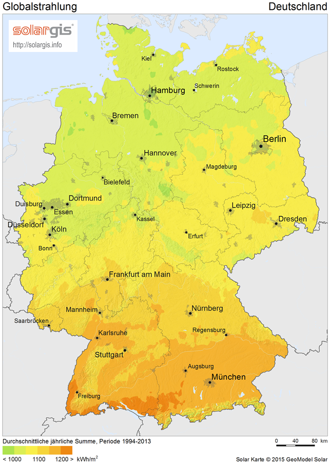 Download Free Solar Resource Maps Solargis - Germany map image