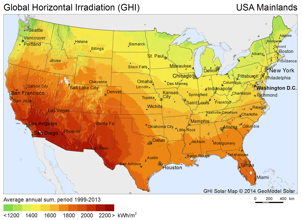 Download Free Solar Resource Maps Solargis - Us energy map
