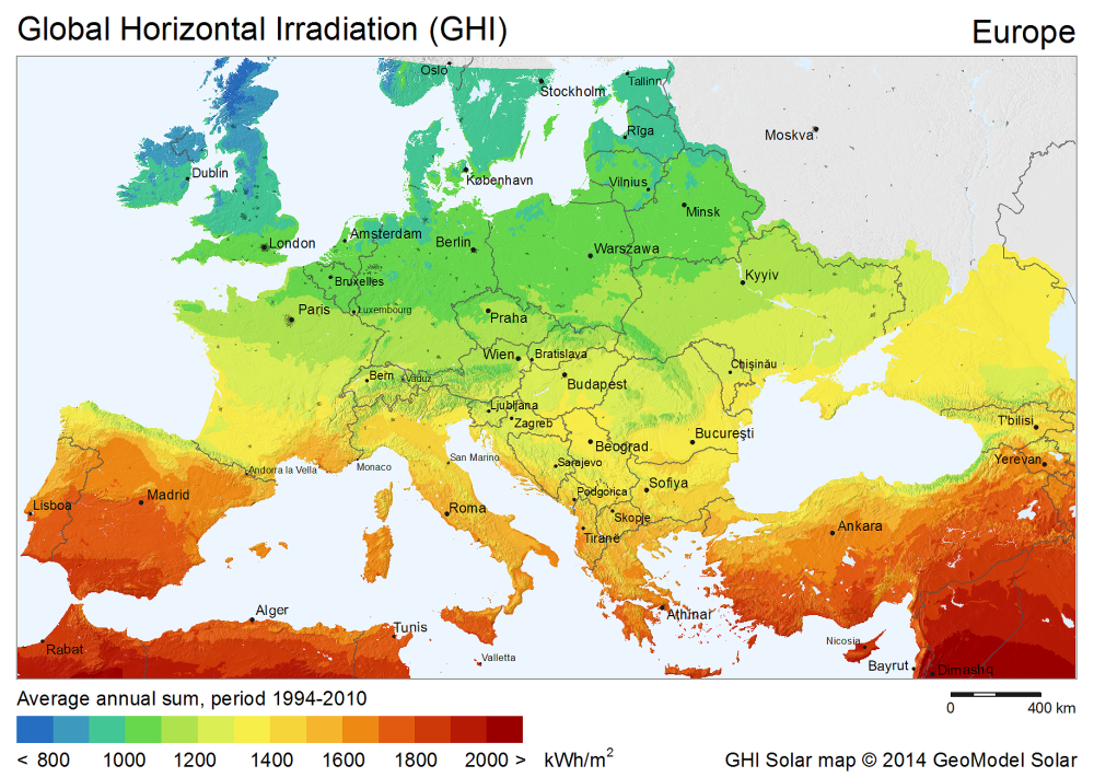 Download Free Solar Resource Maps Solargis - Ashrae climate zone map
